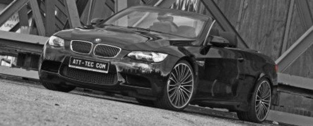 BMW M3 Thunderstorm - ATT dezlantuie M3-ul E93