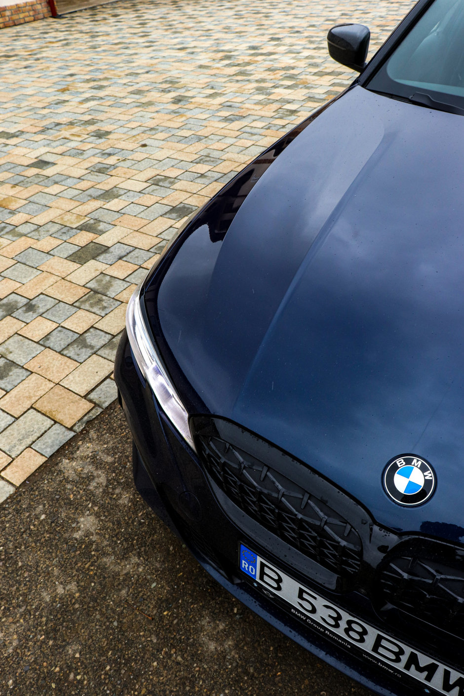 BMW M340d Touring