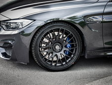 BMW M4 Cabriolet tunat de Cardiologie