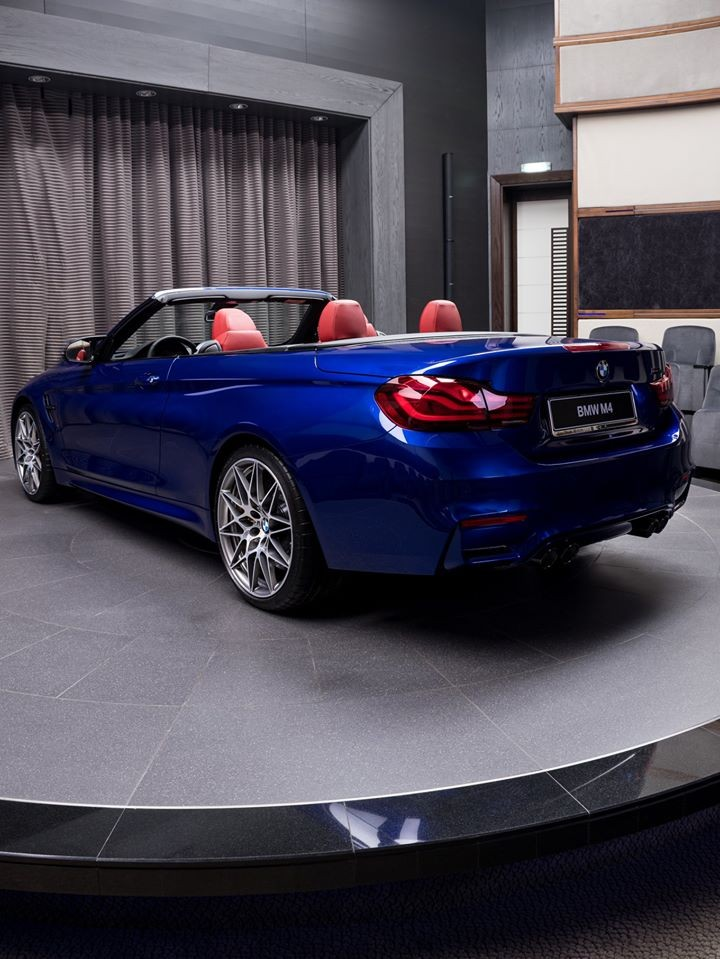 BMW M4 Cabriolet - BMW M4 Cabriolet
