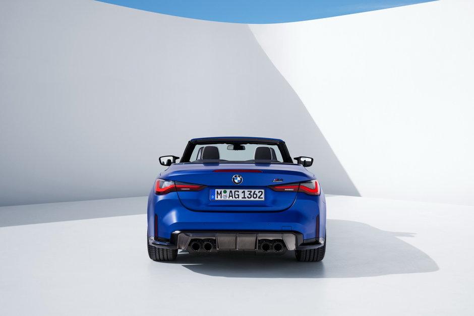 BMW M4 Competition Cabrio M xDrive