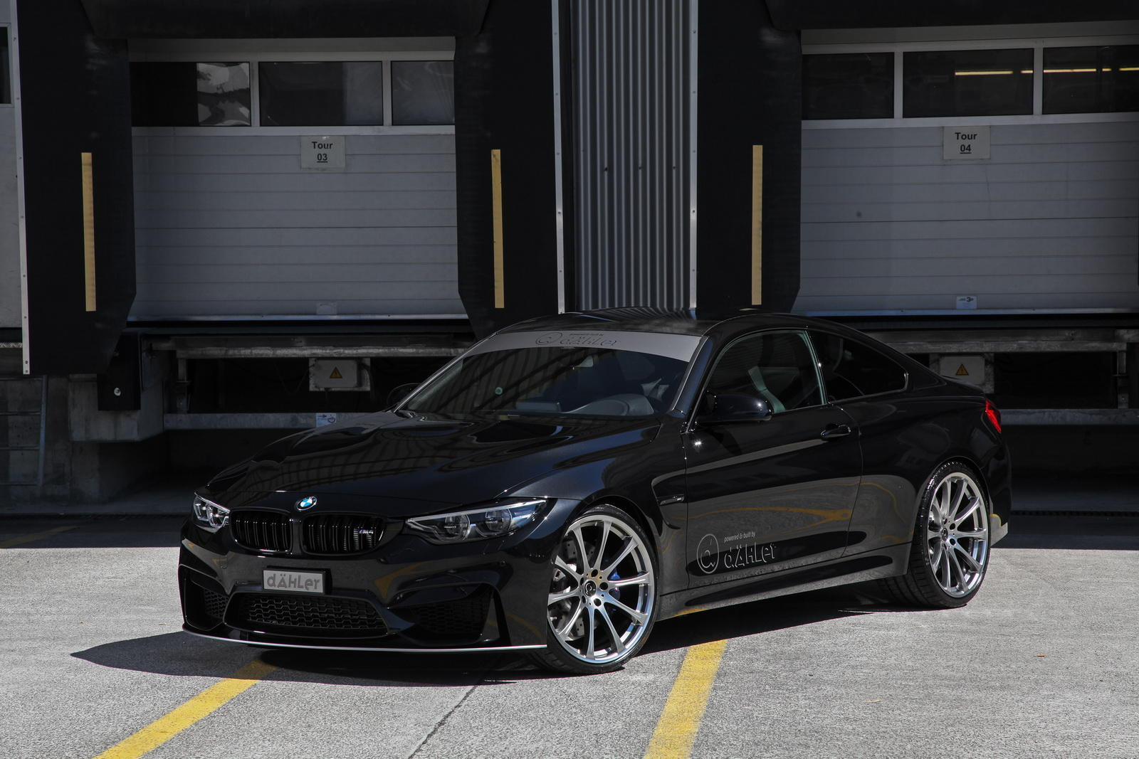 BMW M4 Competition Package by Dahler - BMW M4 Competition Package by Dahler