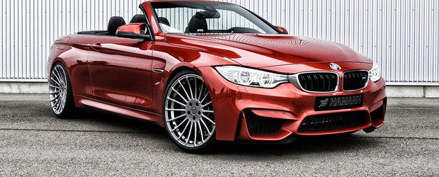 BMW M4 Convertible by Hamann: In asteptarea verii.