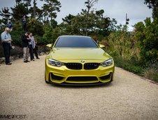 BMW M4 Coupe - Poze Reale