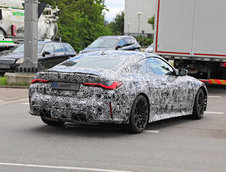 BMW M4 Coupe - Poze spion