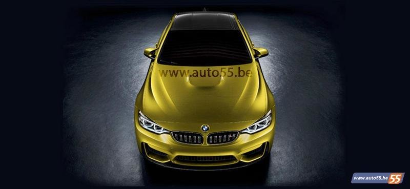 BMW M4 Coupe - Prima poza