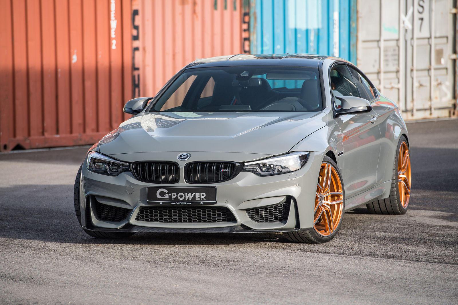 BMW M4 CS by G-Power - BMW M4 CS by G-Power