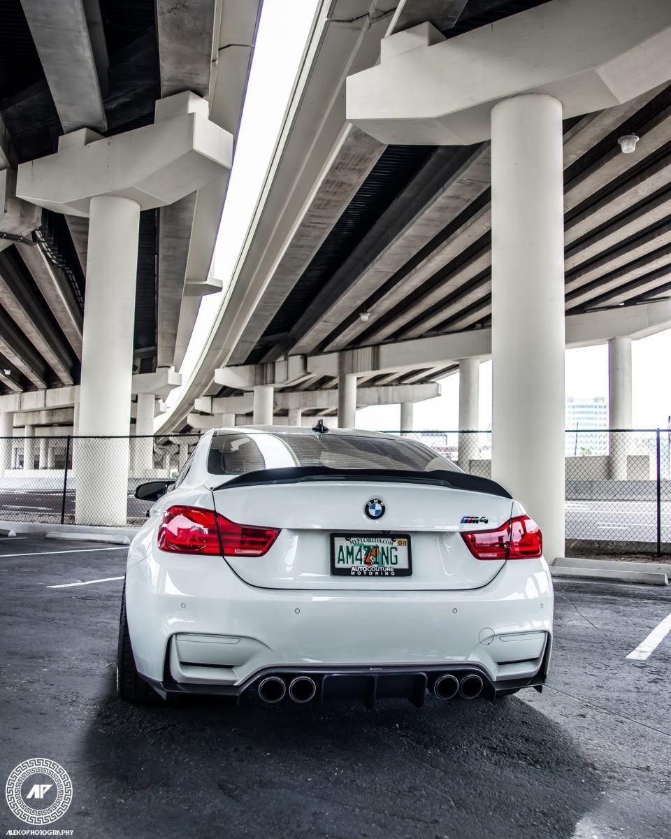 BMW M4 cu jante ADV1 - BMW M4 cu jante ADV1