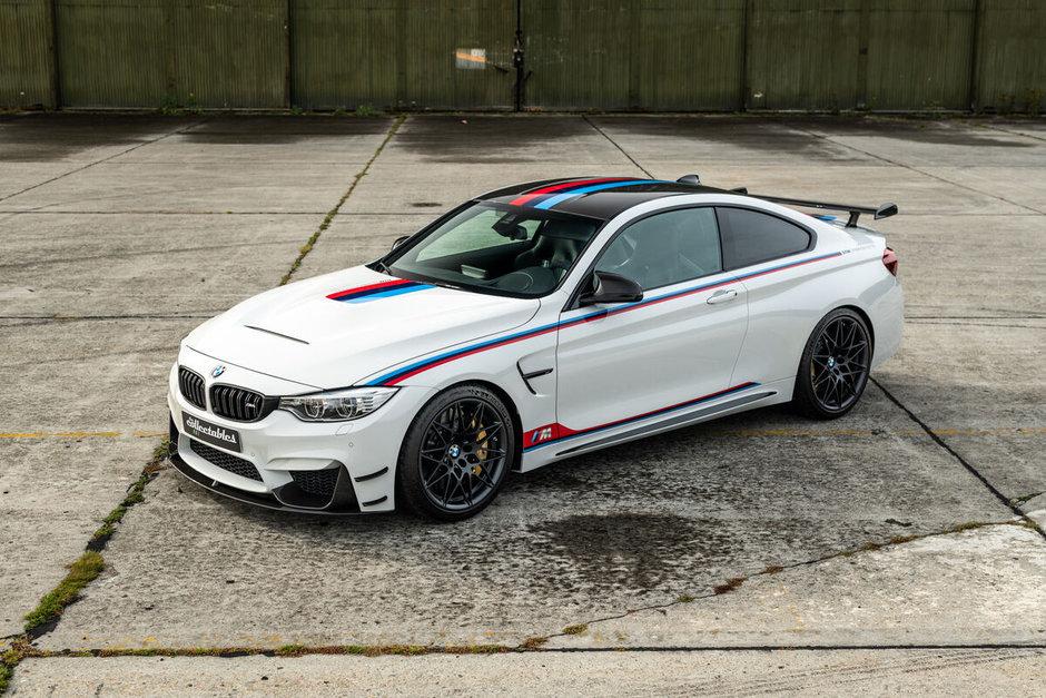 BMW M4 DTM Champion Edition de vanzare