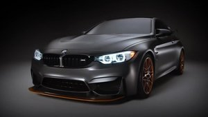 BMW M4 GTS Concept - Video Oficial