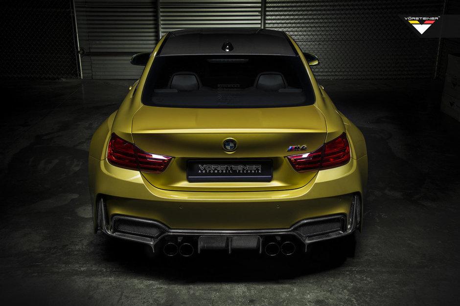 BMW M4 Wide Body by Vorsteiner