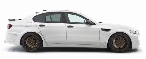 BMW M5 by Hamann - 720 cai putere si debut la Geneva