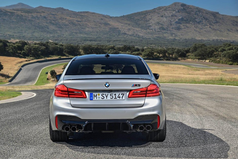 BMW M5 Competition - Galerie Foto