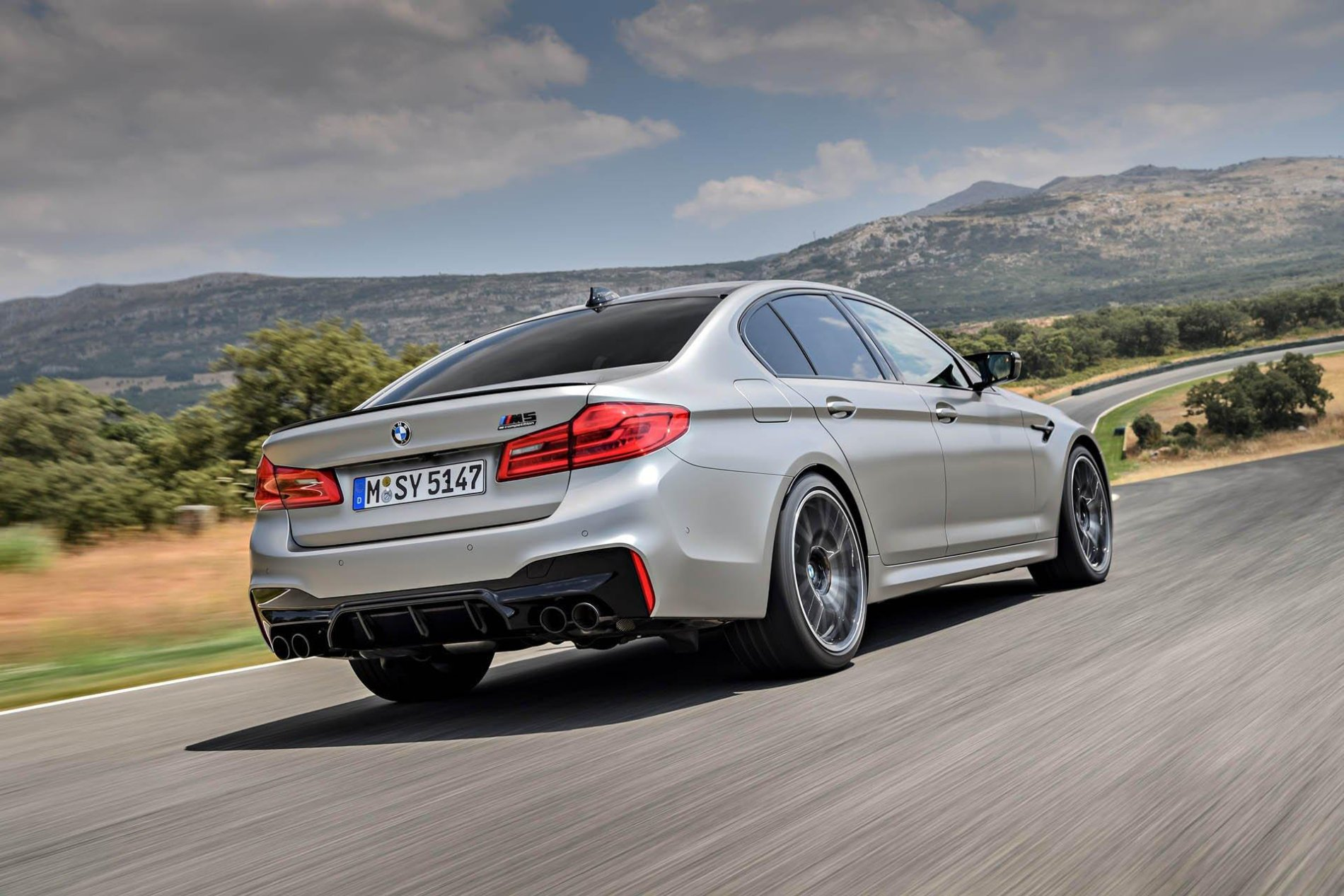 BMW M5 Competition - Galerie Foto - BMW M5 Competition - Galerie Foto
