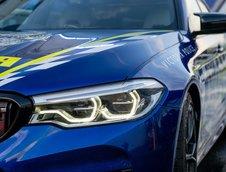 BMW M5 Competition Politie Australia