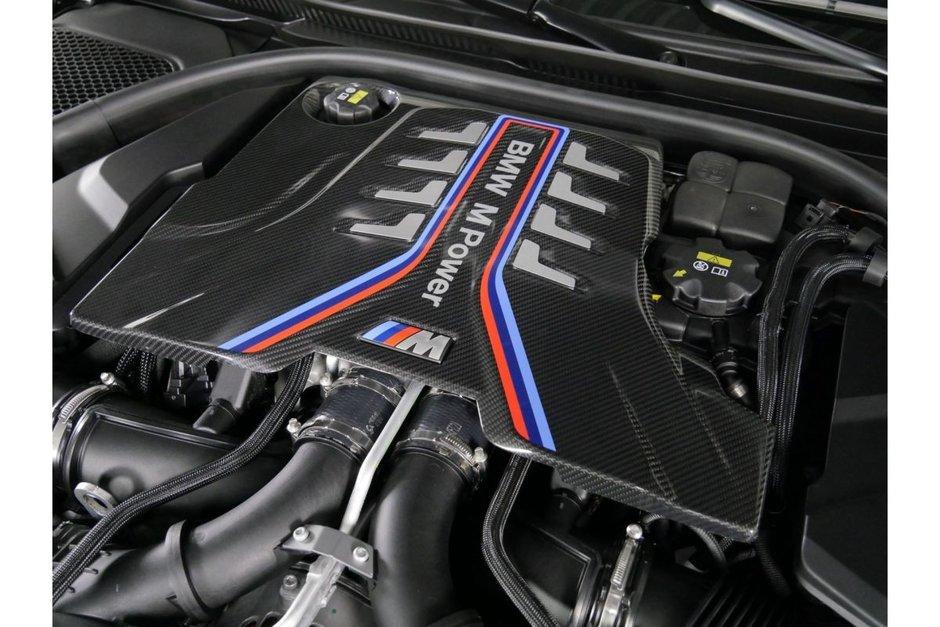 BMW M5 CS - Poze reale