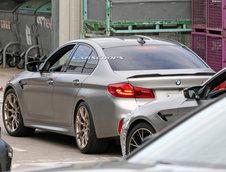 BMW M5 CS - poze spion