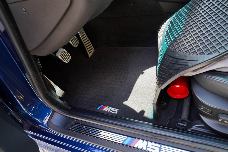BMW M5 cu compresor mecanic - BMW M5 cu compresor mecanic