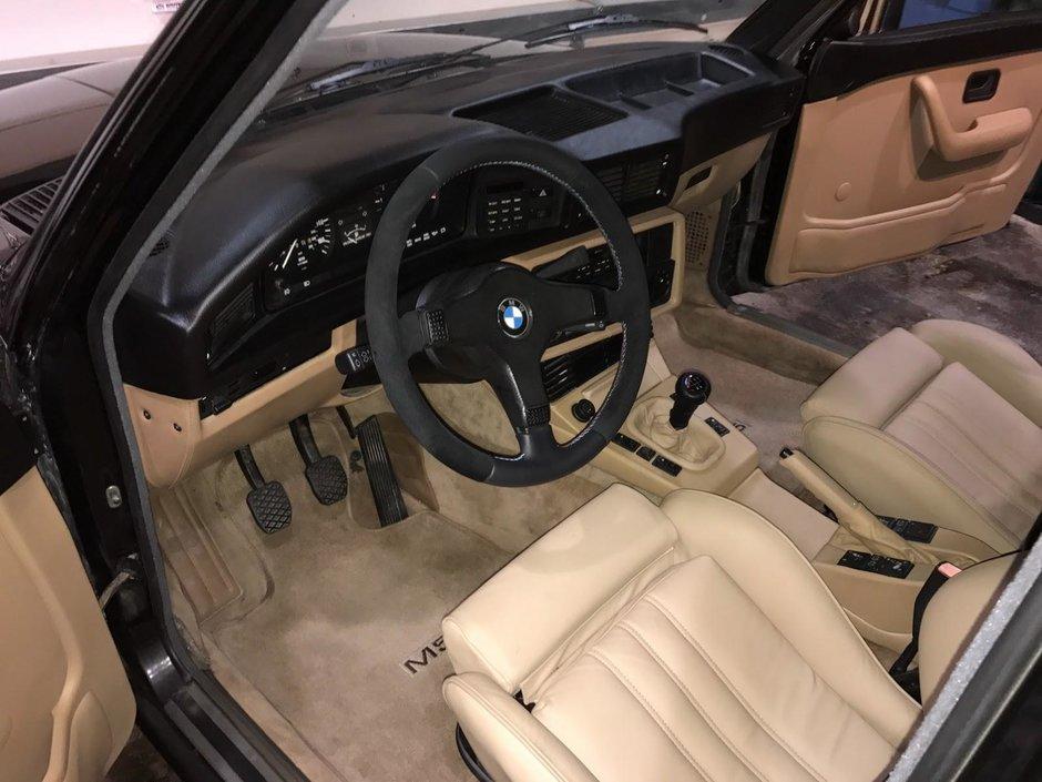 BMW M5 E28 de vanzare