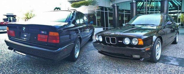 BMW M5 E34 impecabil, cu 9.800 mile la bord, DE VANZARE!