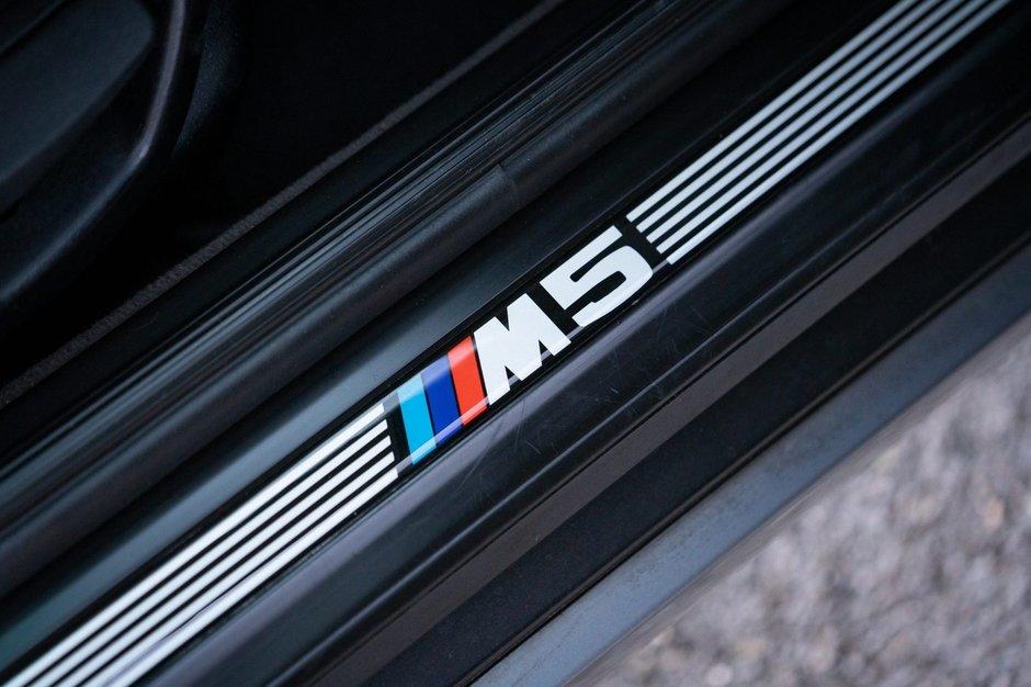 BMW M5 E34 Touring cu numarul de sasiu 001