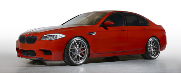 BMW M5 F10 by IND - Complicat de simplu