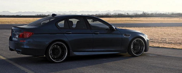 BMW M5 F10 & G-Power - Primul contact direct