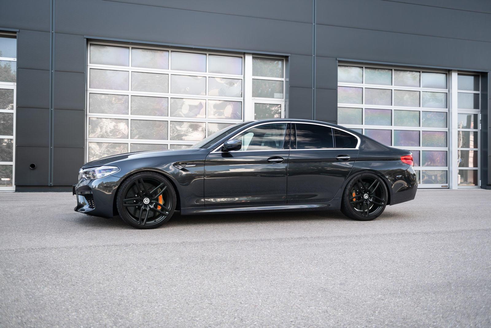 BMW M5 F90 de la G-Power - BMW M5 F90 de la G-Power