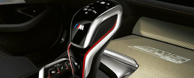 BMW M5 implineste 35 de ani. Nemtii sarbatoresc cu o editie speciala 35 Jahre replicata in doar 350 de exemplare