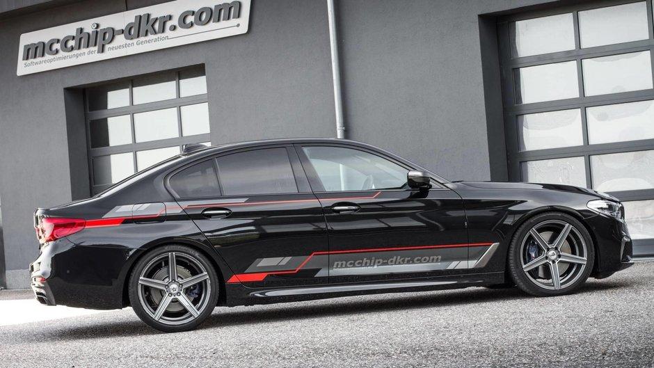 BMW M550d xDrive de la mcchip