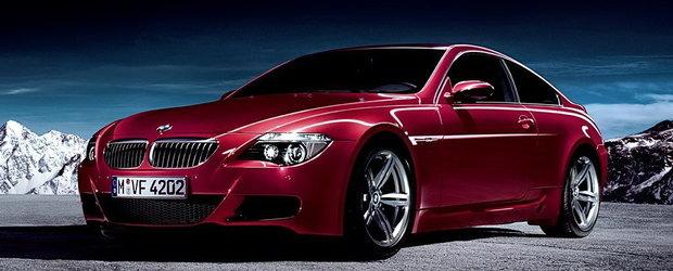 BMW M6 a iesit din productie!