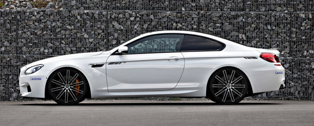 BMW M6 by G-Power : Tuning in versiunea 2.0
