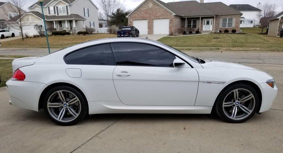 BMW M6 de vanzare
