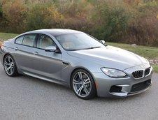 BMW M6 Gran Coupe cu transmisie manuala