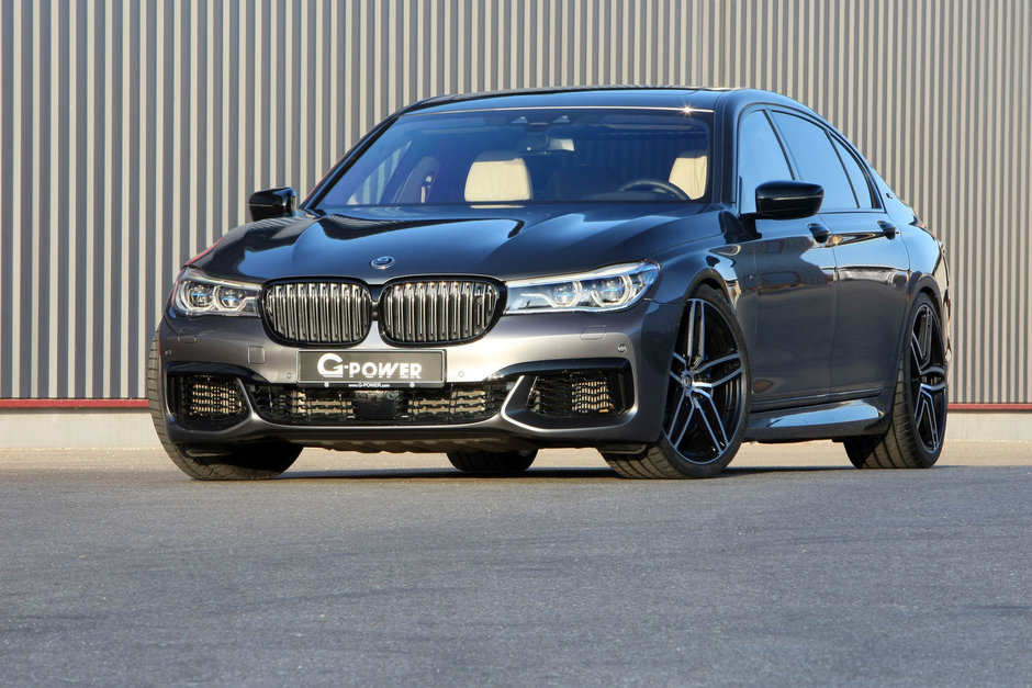 BMW M760Li de la G-Power