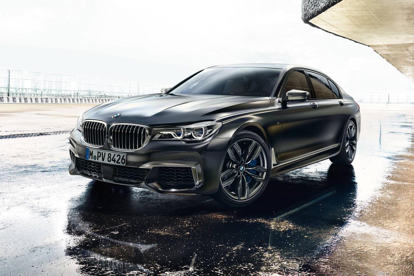 BMW M760Li xDrive Individual - BMW M760Li xDrive Individual