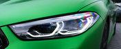 Si-a comandat cea mai luxoasa decapotabila de la BMW si apoi a facut-o verde. Cum arata acum