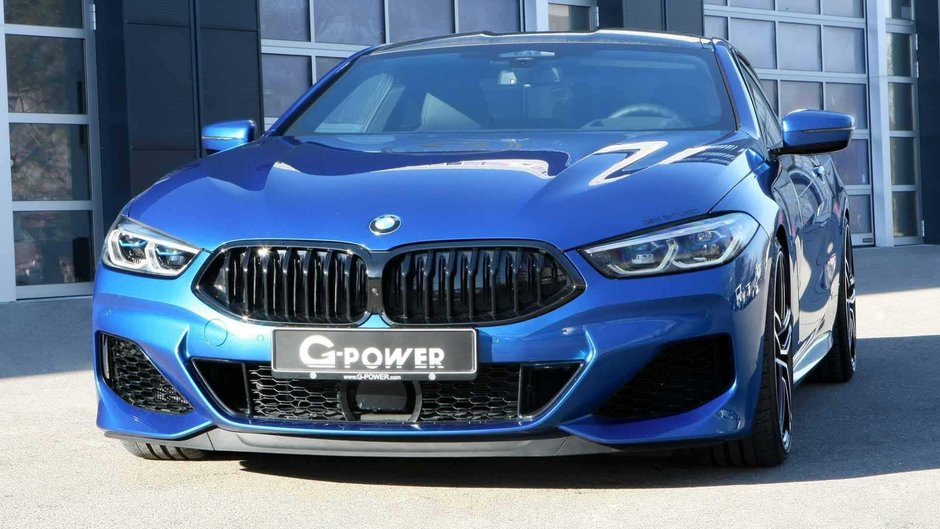 BMW M850i Coupe de la G-Power