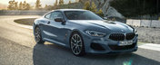 Noul coupe de lux de la BMW are acum un PRET. Cea mai puternica versiune costa de la 125.000 de euro in sus