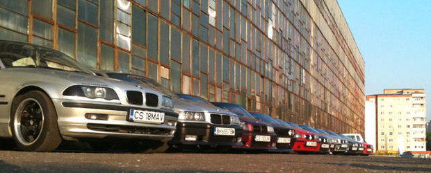 BMW Motorsport Resita: valorile mari se nasc in orasele mici