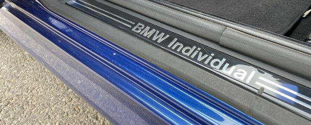 BMW n-a putut sa-i vanda unul, asa ca si l-a construit singur. Acum conduce un Seria 5 unic in Europa