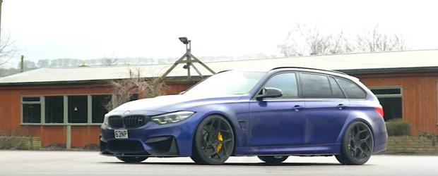 BMW n-a vrut sa lanseze masina asta, asa ca si-a construit-o singur. Motorul diesel este primul care a disparut din peisaj