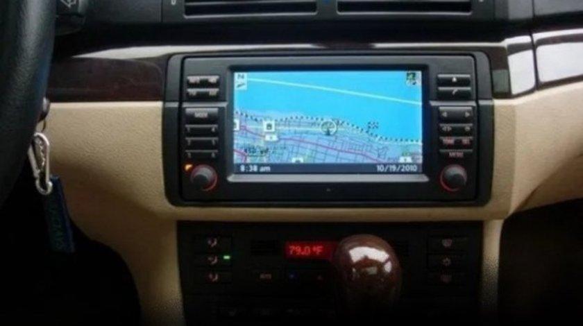 BMW Navi High 2020 X5 E39 E46 E65 DVD Road Map Europa+Romania