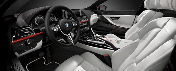 BMW ne alimenteaza pasiunea pentru custom cu un M6 GC Individual