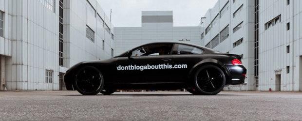 BMW ne amageste cu un concept misterios