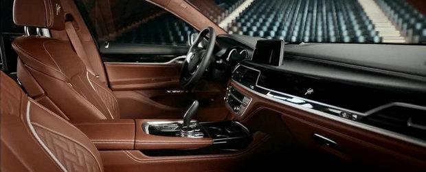 BMW ne arata tot ce are mai bun de oferit in materie de lux si personalizare