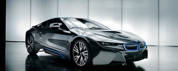 BMW ne prezinta in detaliu i8, viitorul Supercar electric