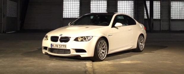 BMW ne spune povestea modelului M3. Totul despre generatia E92