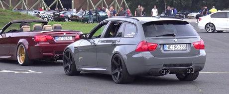 BMW nu a produs niciodata o asemenea masina si totusi... ea exista!