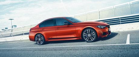 BMW nu a uitat de Seria 3. Sedan-ul german primeste in iulie trei editii speciale